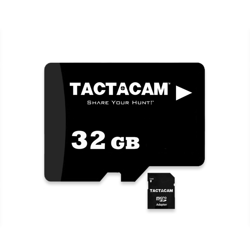 Tactacam 32GB SD Card