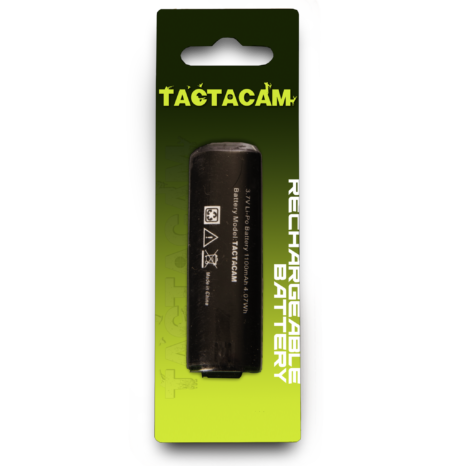 tactacam battery