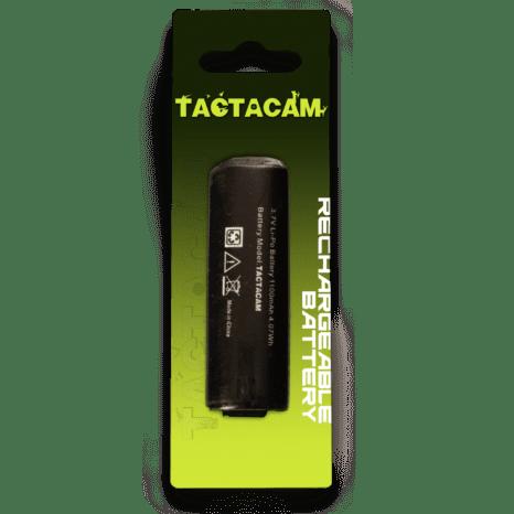 tactacam battery