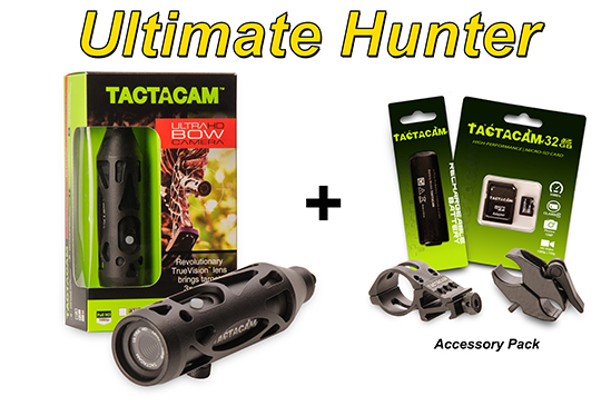 tactacam ultimate bow pack