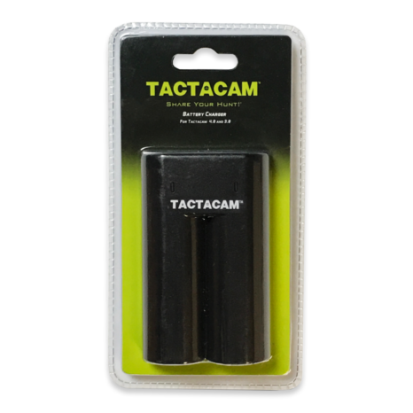 Tactacam Dual Battery Charger