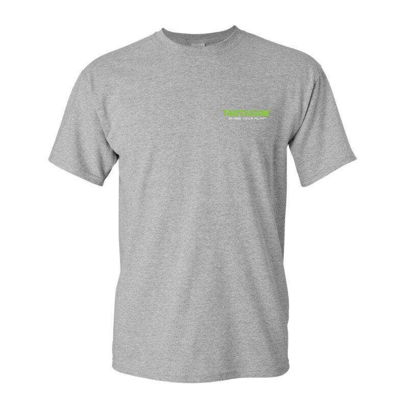 Tactacam Grey Front Shirt