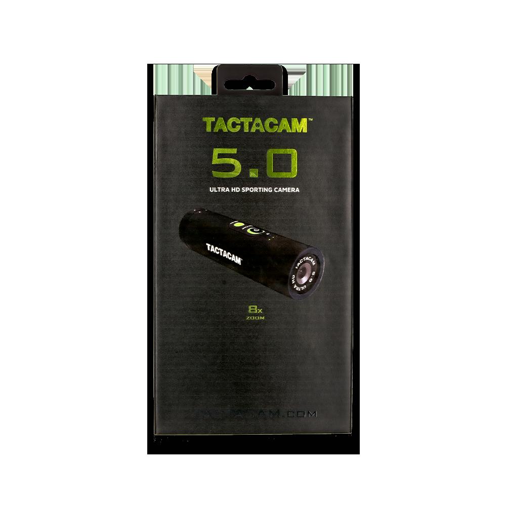 Tactacam 5.0 Packaging