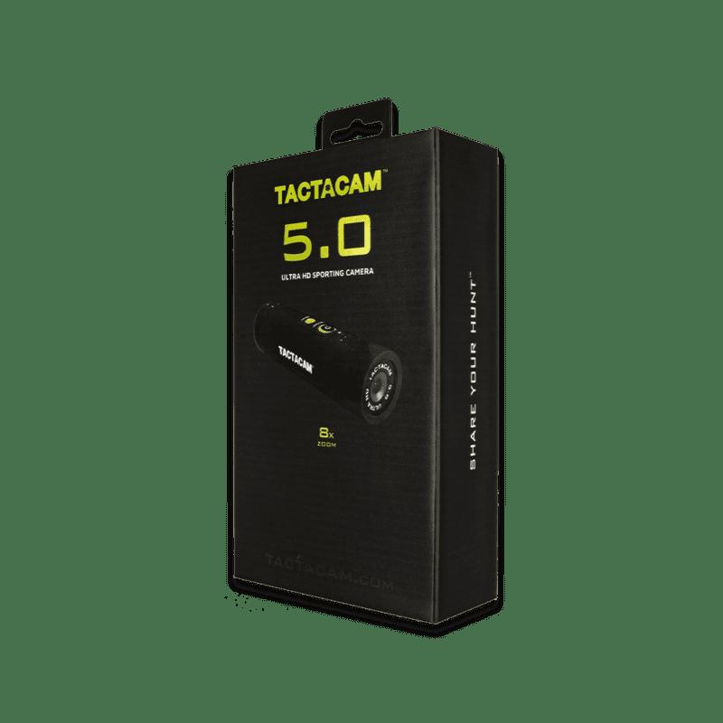 Tactacam 5.0 Packaging Left Quarter