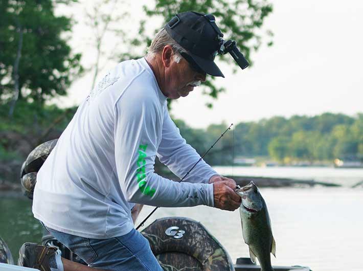 Tactacam Fishing Camera