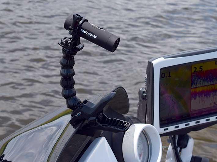 Fishing Tactacam Wide 2