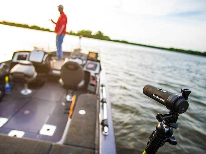 Fishing Tactacam Wide 4