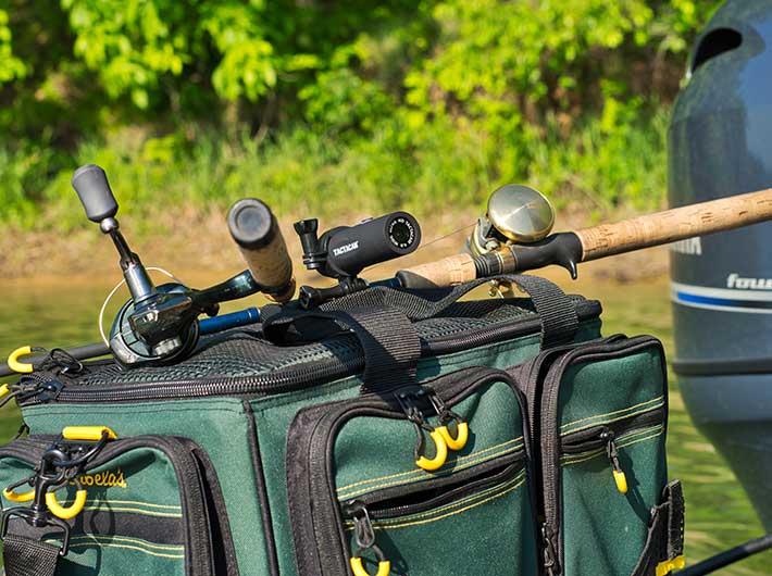 Fishing Tactacam Wide