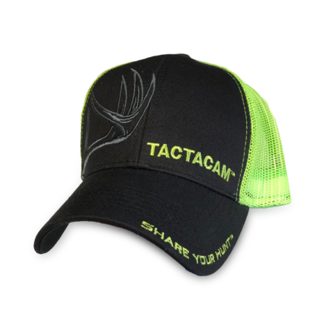 Tactacam Snap Back Hat Front