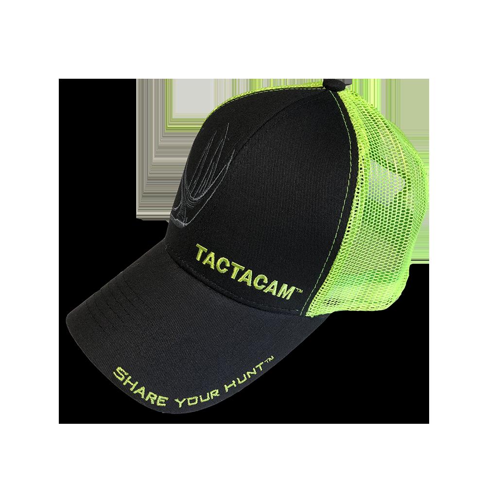 Tactacam Snap Back Hat 3/4 Angle