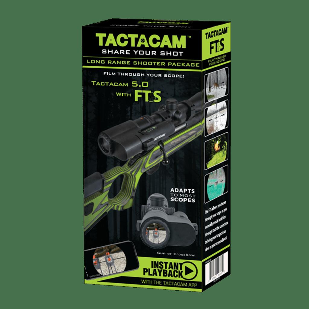 Tactacam FTS Long Range Shooter Packaging